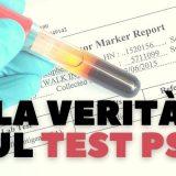 La Verità sul Test PSA